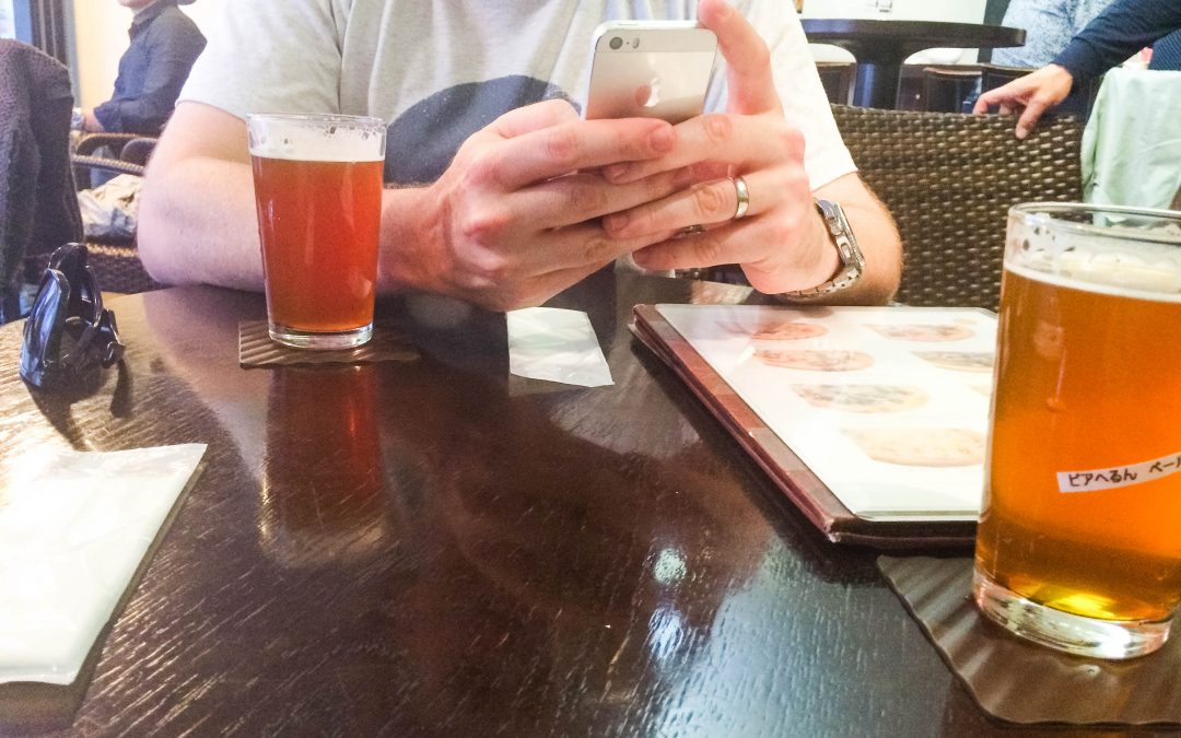 Heard of Instagram Husbands? Well, I'm an Untappd Wife
