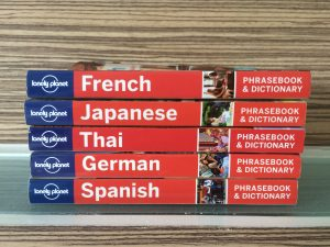 Phrasebook Travel essentials