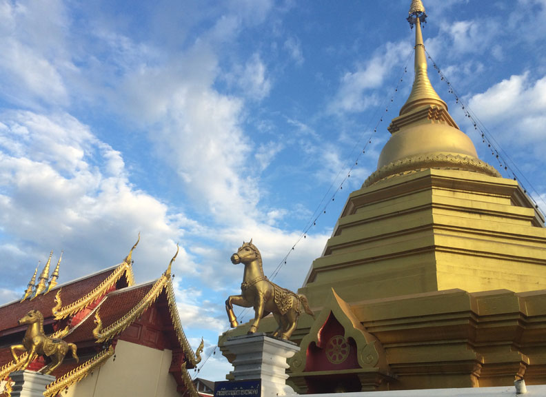 A Hub for Digital Nomads: Our time in Chiang Mai